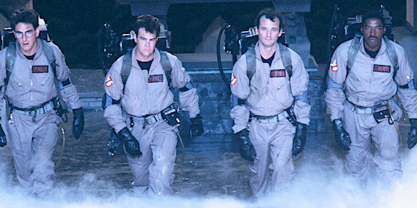 Best blogging platform - Ghostbusters meme