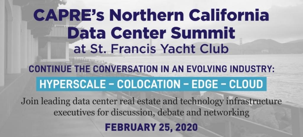 CAPRE's Data Center Round Up for November 26, 2019