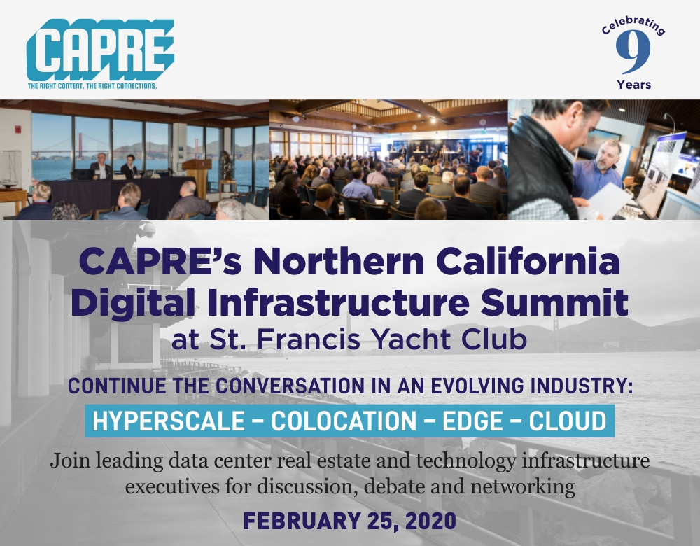 CAPRE NorCal banner infrastructure 1 10 20