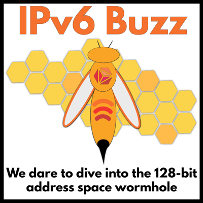 IPv6 buzz podcast logo