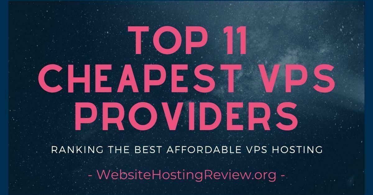 Top 7 Best VPS Hosting Providers