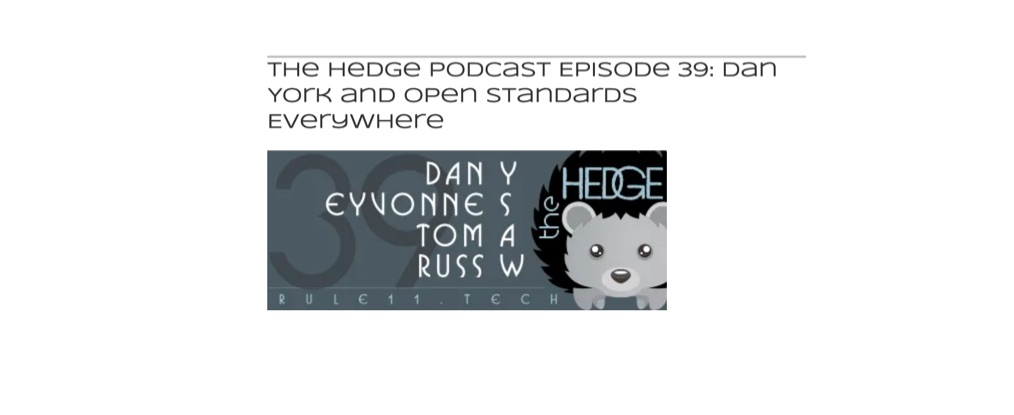 hedge podcast 39