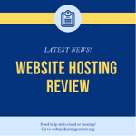 Website Hosting Review