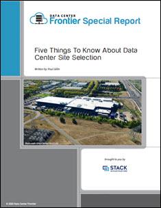 data center site