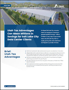 Salt Lake City Data Center