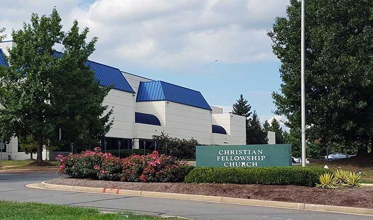 The Christian Fellowship Church in Ashburn, Virginia. (Photo: Rich Miller)
