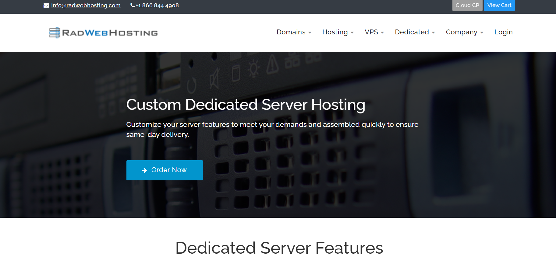 Best Cheap Dedicated Servers