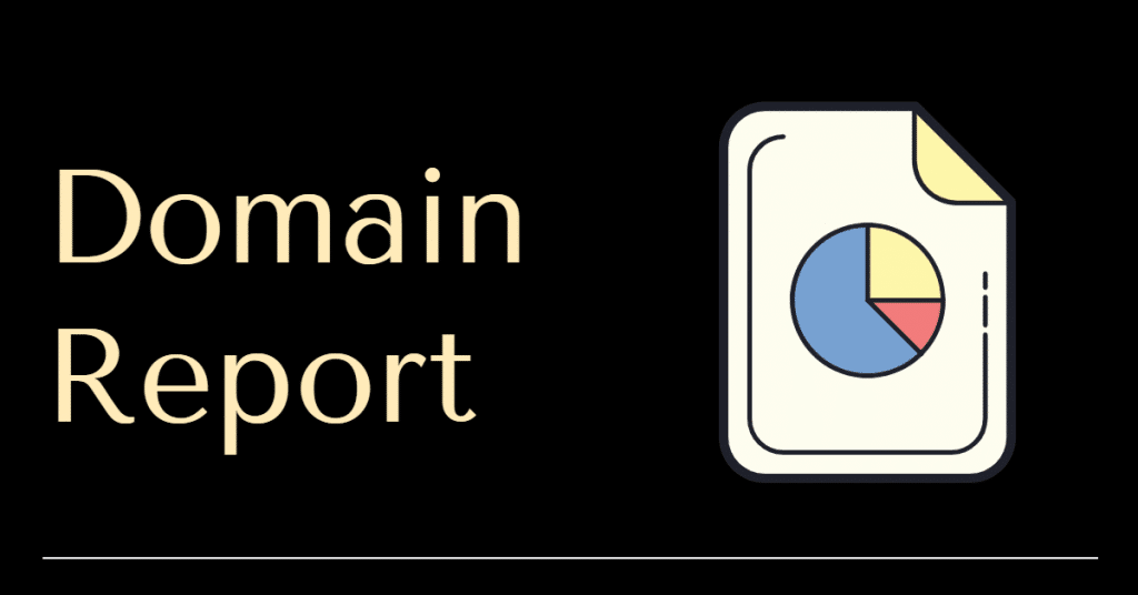 CAICT report on the Chinese domain industry