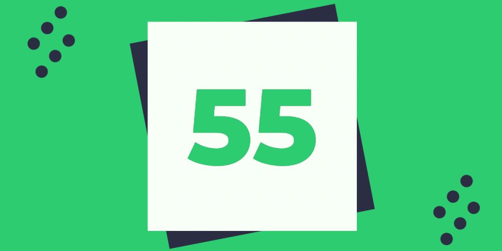 The story of 55.com