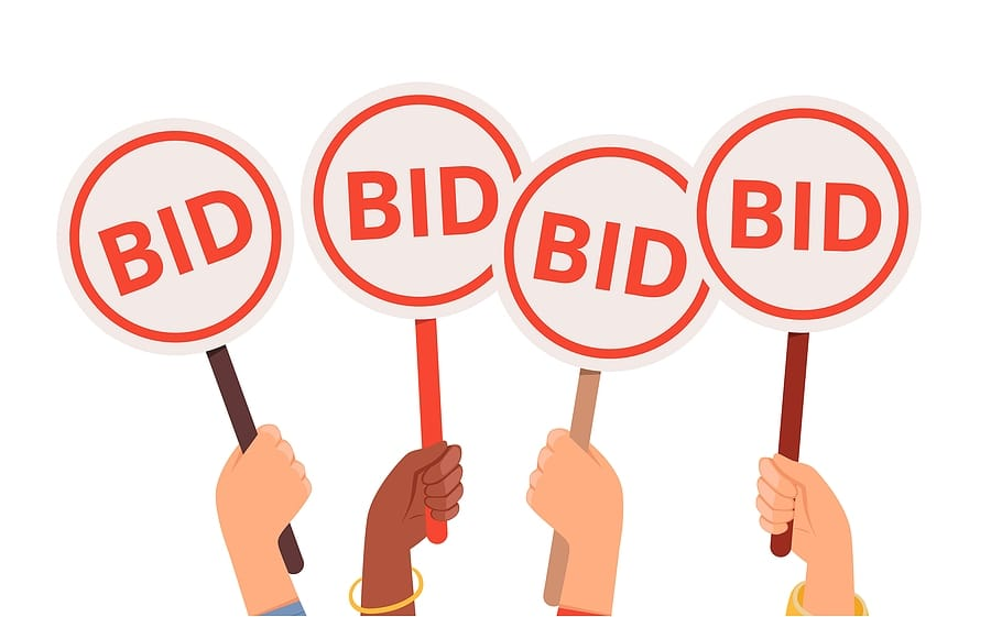 Three auctions on tap for NamesCon next week