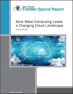 Bare-metal computing provider