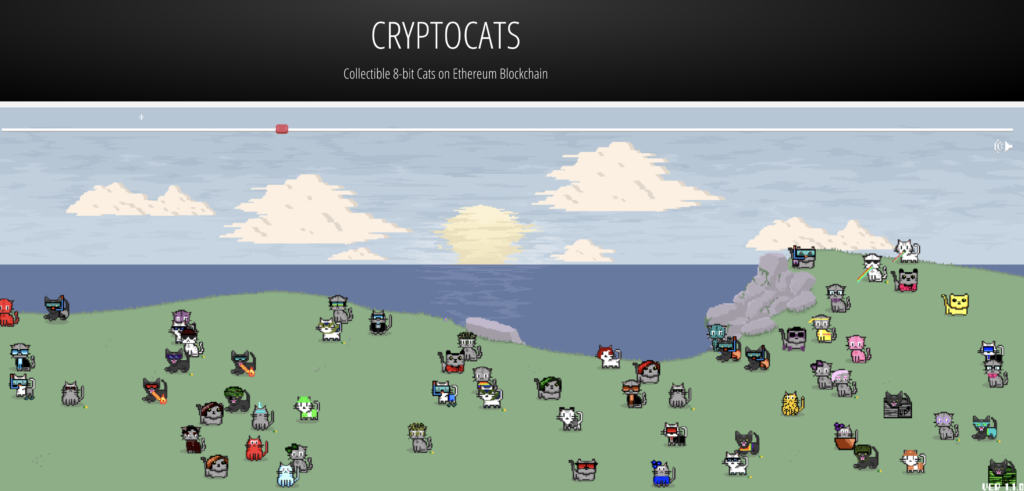 CryptoCatz.com – Would this make a good investment in the NFT Space?