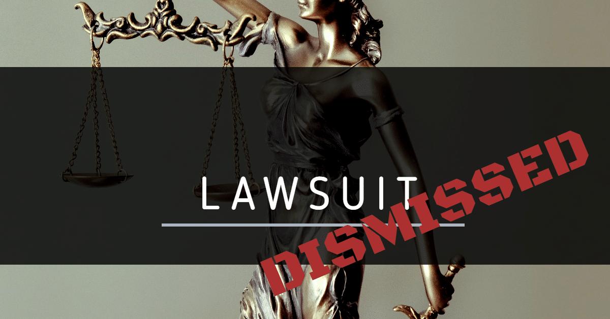 Stolen domain lawsuit dismissed