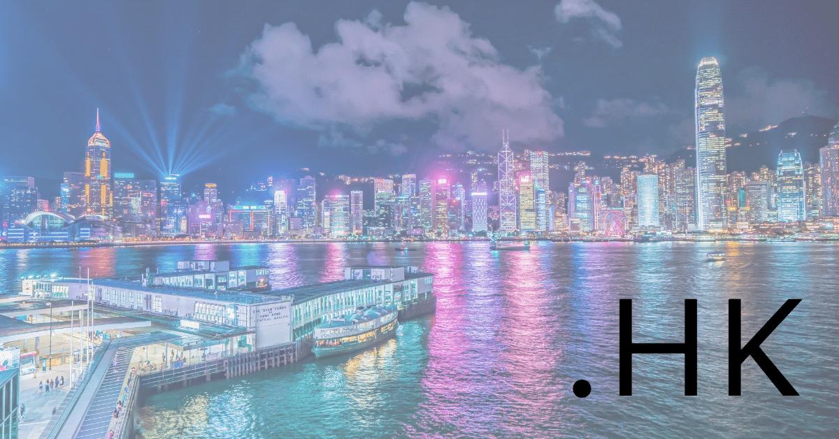 Investing in .hk domains